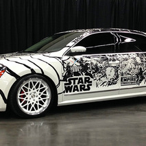 Star Wars Fans, Your Volkswagen Has Arrived