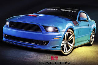 Saleen Mustang 351 is Ready to Eat Shelbys for Breakfast