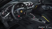 Ferrari F12tdf ve 812 Superfast karşı karşıya