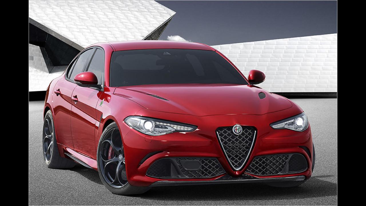 Die Wachstumsmarken, Platz 2: Alfa Romeo