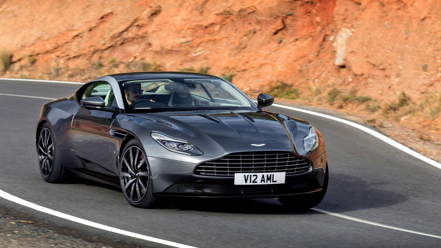 2017 Aston Martin DB11 Review