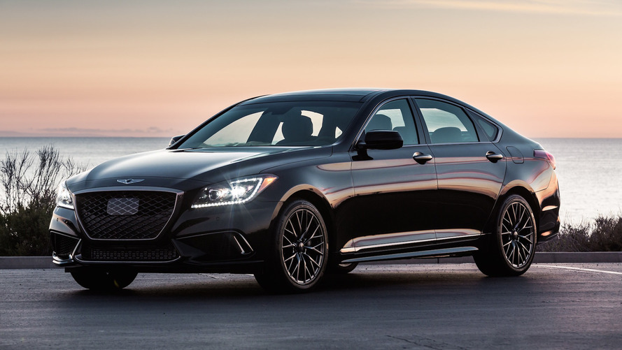 Genesis Announces Pricing For New 2018 G80 Sport Sedan
