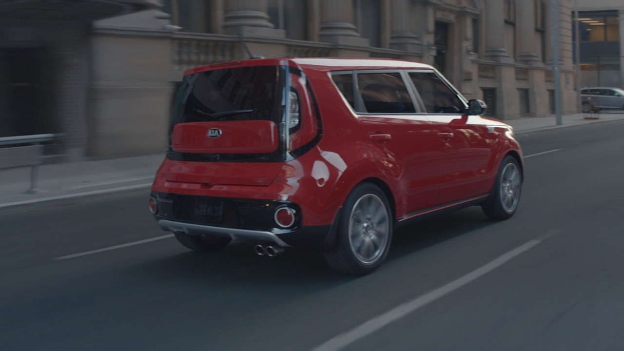 2017 Kia Soul Turbo - The Turbo Hamster Has Arrived ad