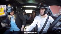 Porsche Panamera Turbo Rideshare