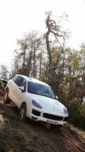 Prueba Porsche Cayenne Diesel 2017