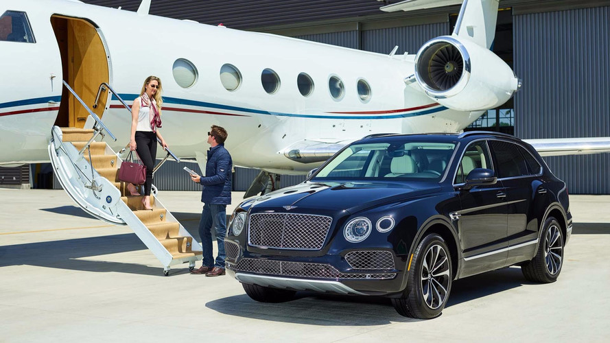 Order Up A Bentley On-Demand With New Concierge Service