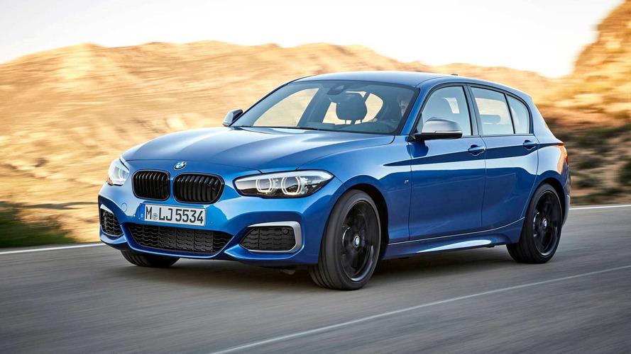Makyajlı BMW 1 Serisi özel modellerle geliyor