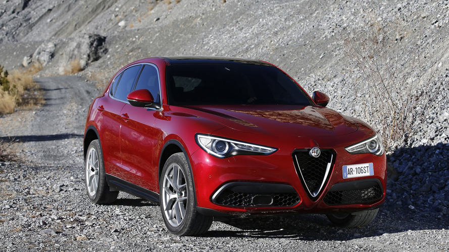 Alfa Romeo Stelvio'ya yeni motorlar geldi