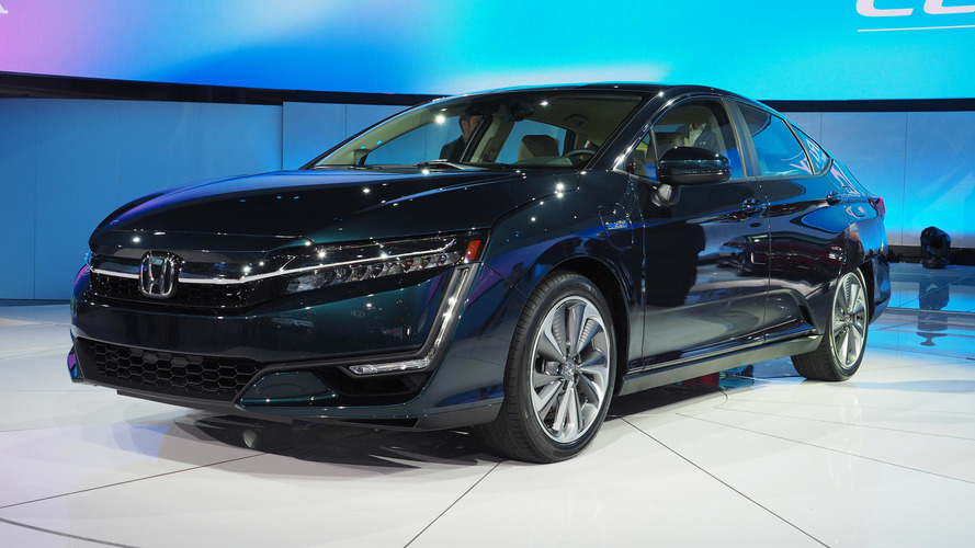 2018 Honda Clarity Plug-In Hybrid Priced From $33,400
