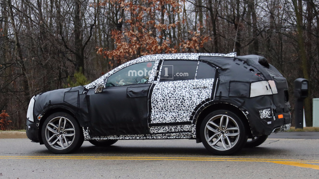 Official: XT4 is the nameplate of the next Cadillac ...