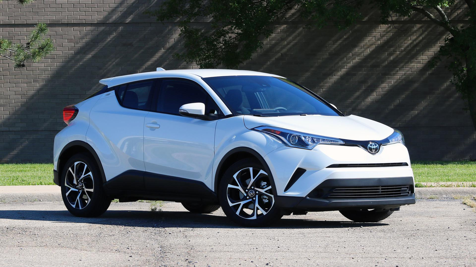 Toyota Rav4 Trd >> 2018 Toyota C-HR Review: Simply The Averagest