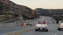 California road rage