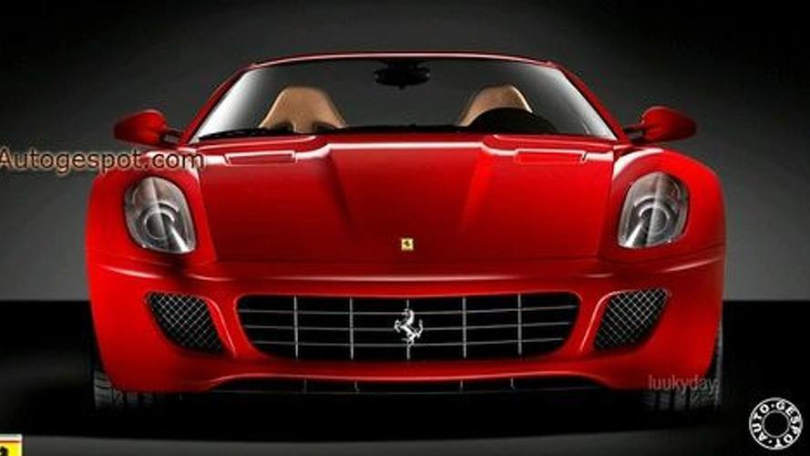 Speculations: Ferrari 599 Spider