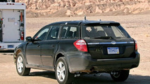 All new 2009 Subaru Forester Mule