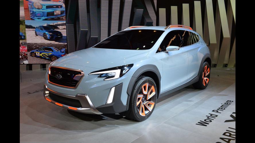 Subaru al Salone di Ginevra 2016