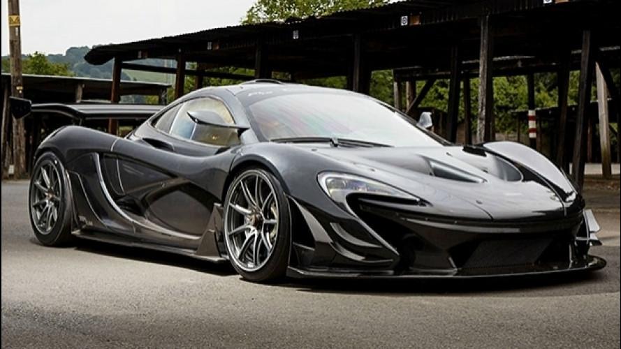 McLaren P1 LM, l'hypercar stradale definitiva