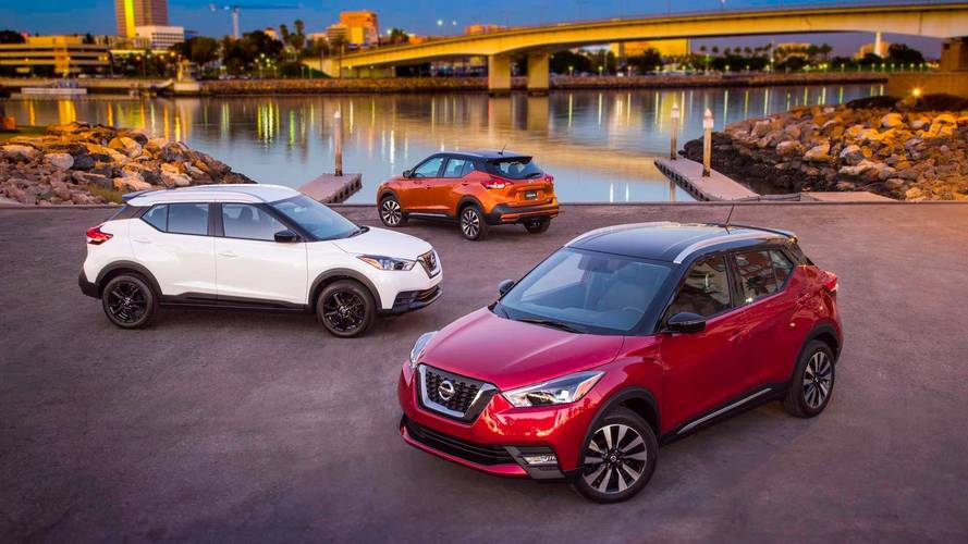 2018 Nissan Kicks Officially Priced At $17,990