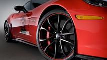 2011 Chevy Corvette Z06 Ron Fellow Tribute 28.10.2011