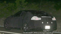 New Acura Sedan Prototype Spy Shots