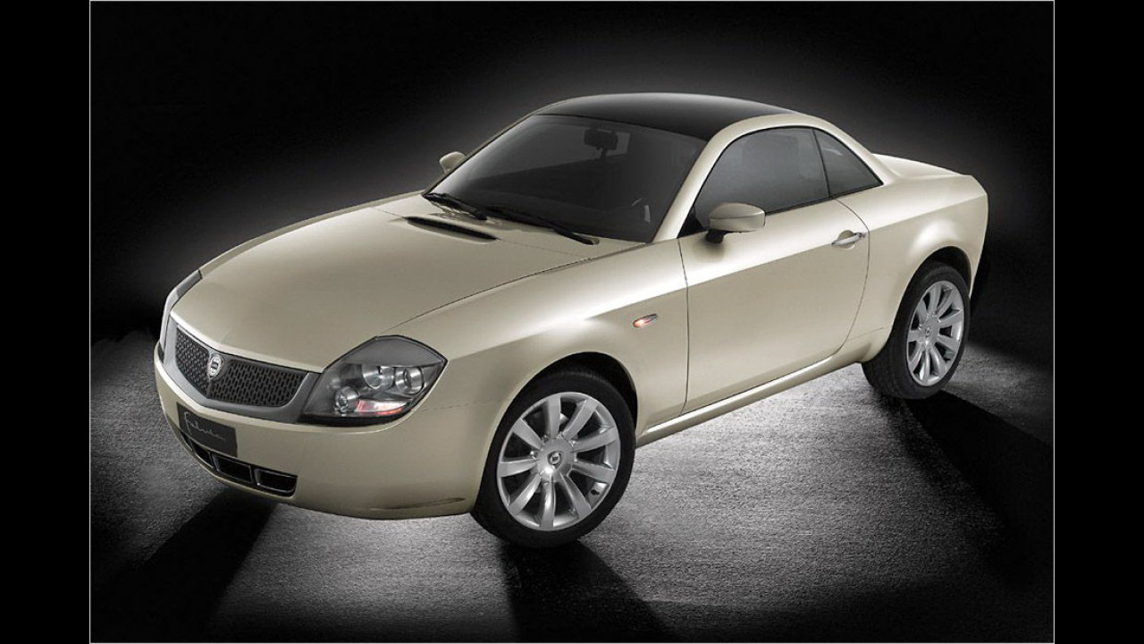Lancia Fulvia (2003)