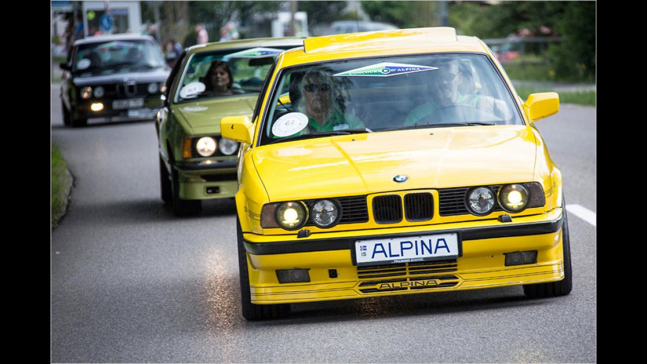 Alpina B10 Biturbo