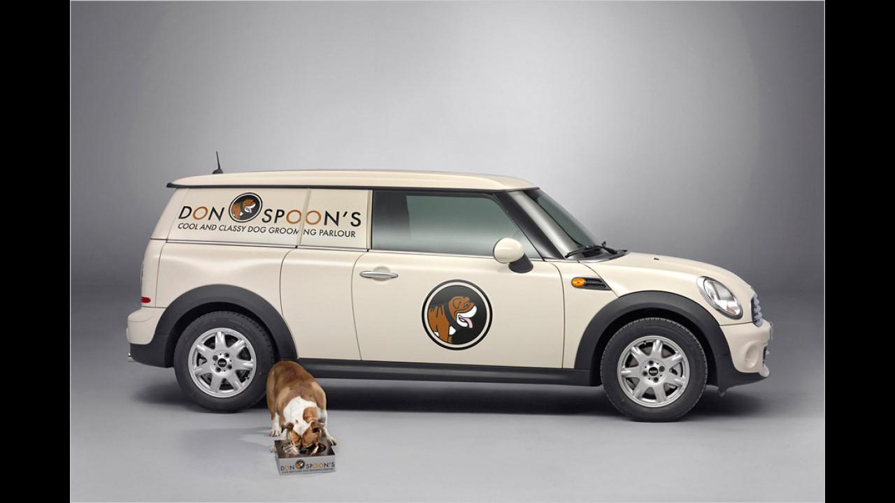 2012: Mini Clubvan
