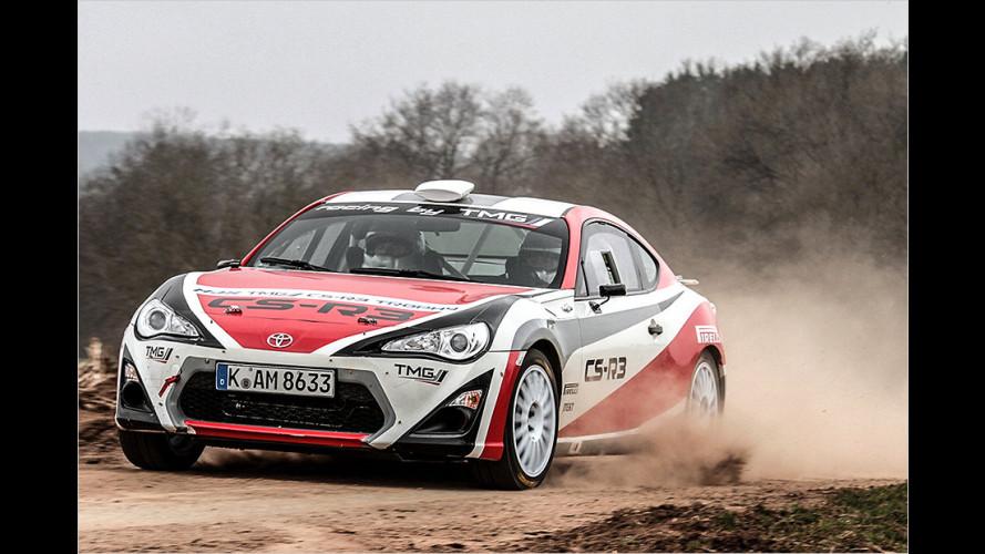 Toyota bringt uns die Drifts zurück