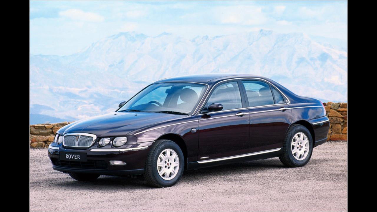 Rover 75 (1998)
