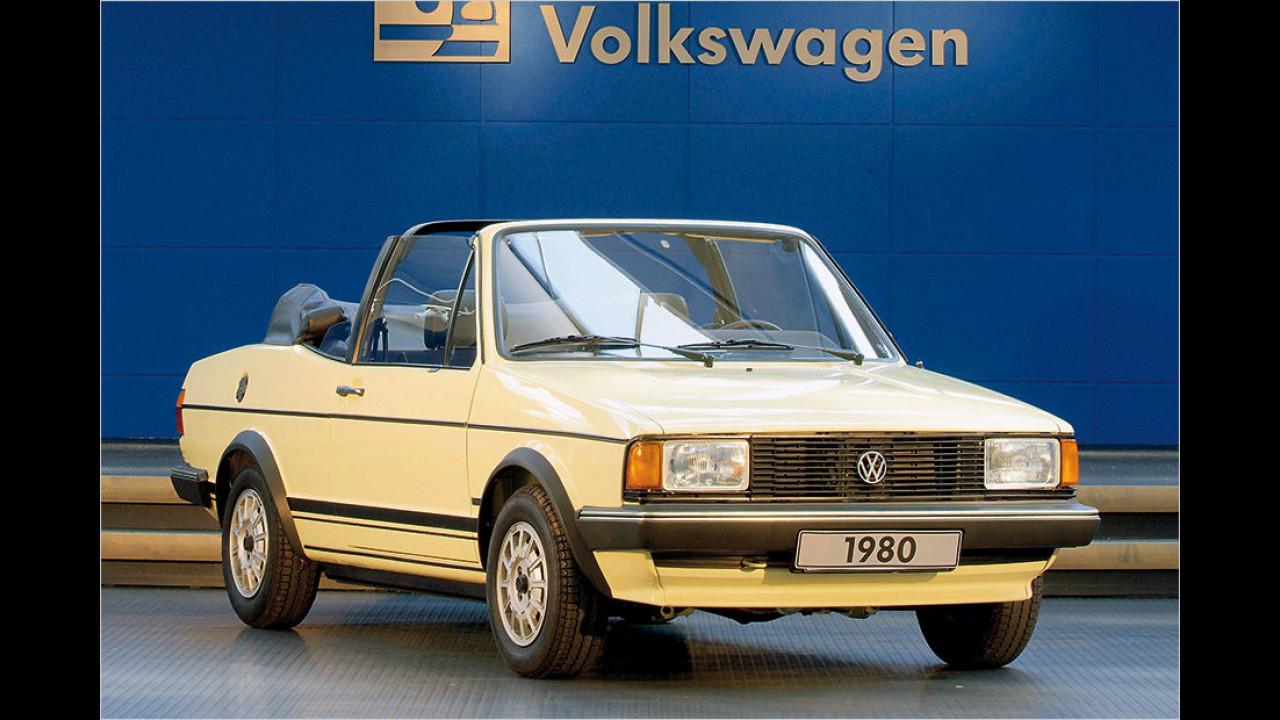 VW Jetta Cabrio