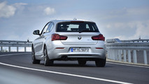 2018 BMW 1 Series facelift