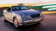 Mercedes CLK 55 AMG