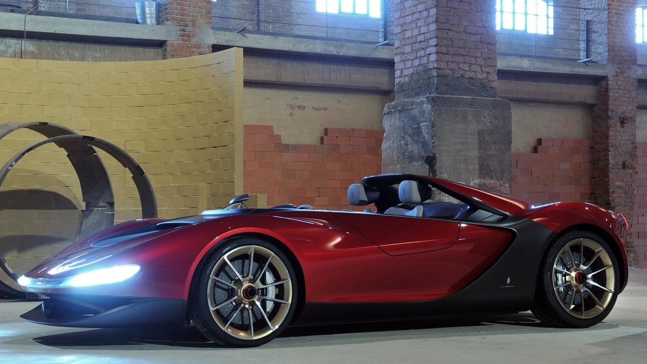 2013 Ferrari Sergio concept