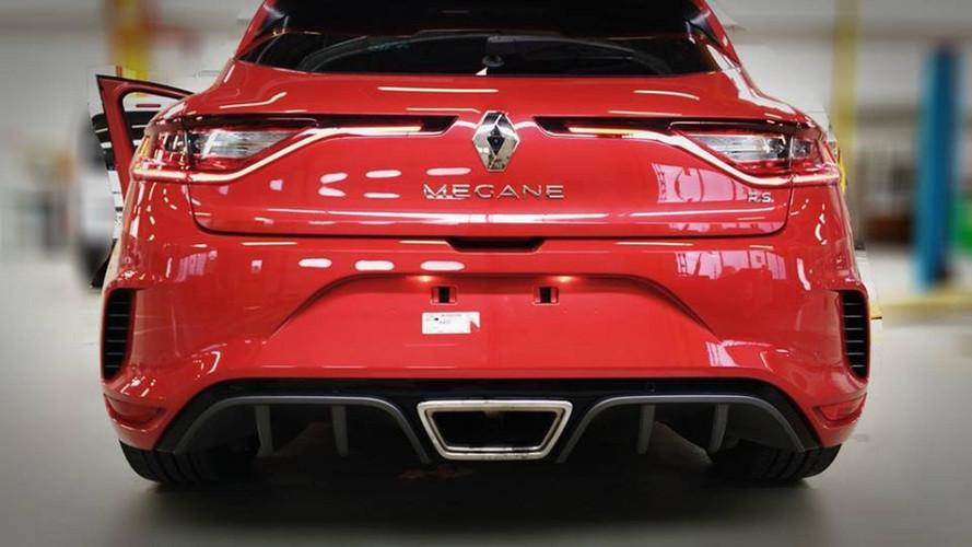 Voici la nouvelle Renault Mégane R.S. !