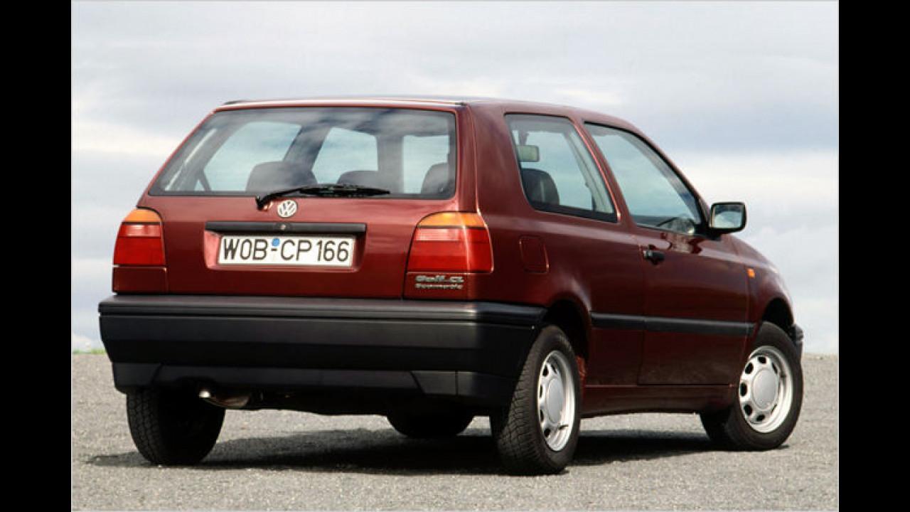 VW Golf III Ecomatic, Baujahr: 1993