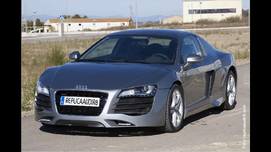 Neuer R8 für 40.000 Euro: Traumauto selbst gemacht