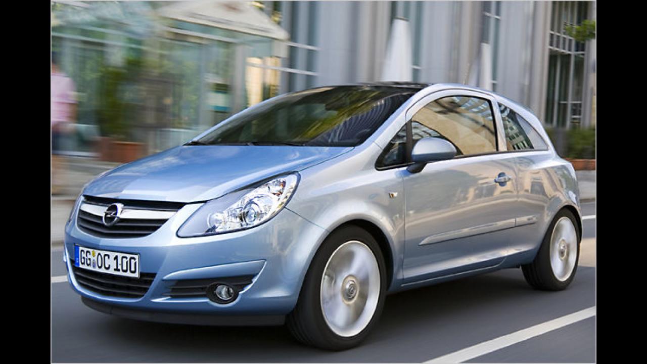 Opel: Sondermodelle Navi