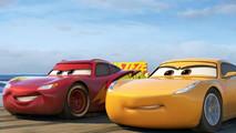 Escena de Cars 3