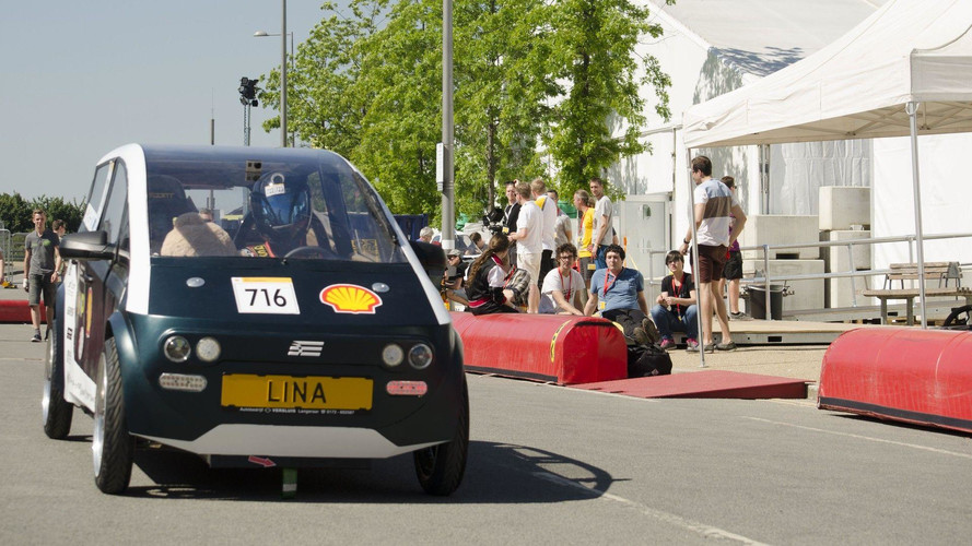 Lina, World's First Bio-Composite Car
