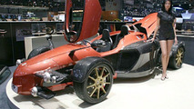 a.d. Tramontana at Geneva