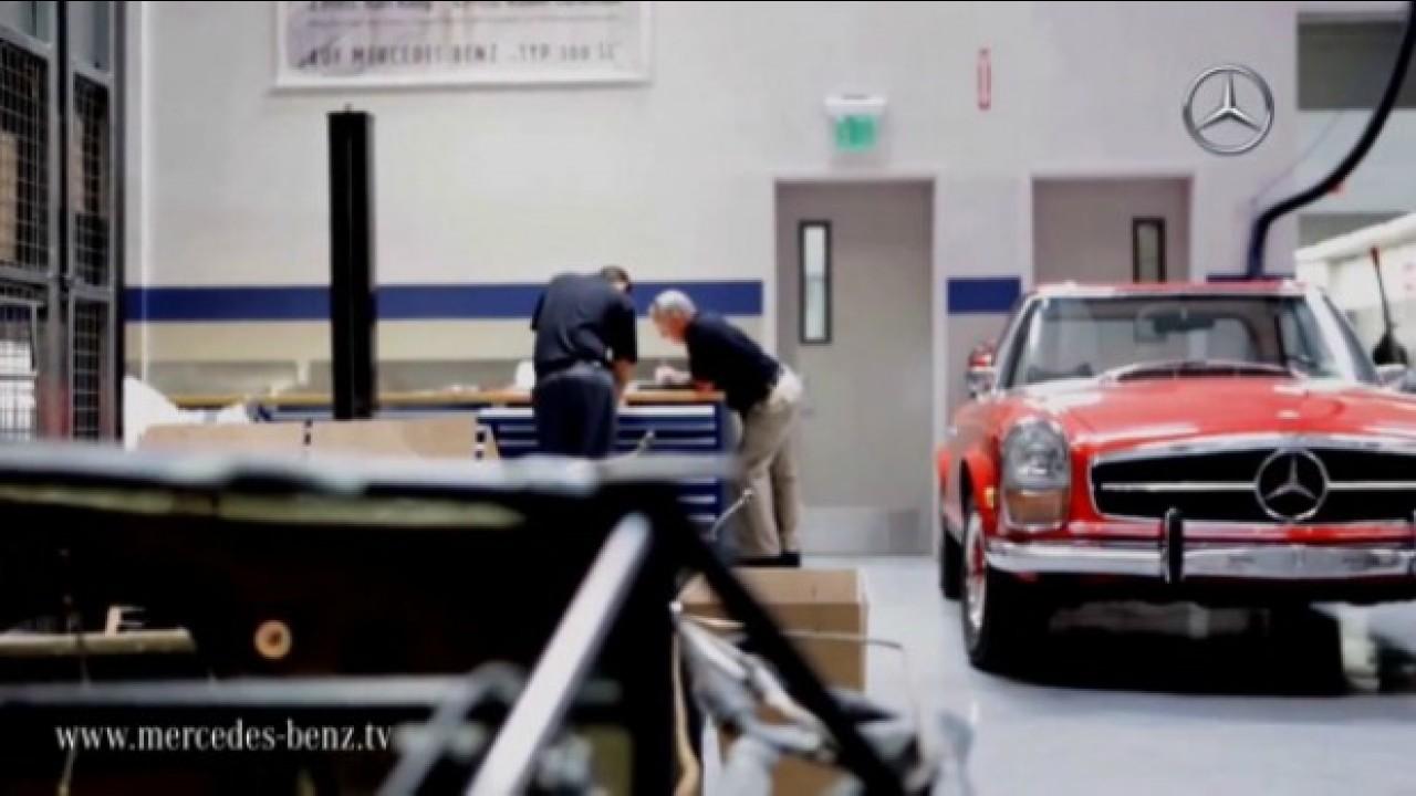 VÍDEO: Conheça o Mercedes-Benz Classic Center nos EUA