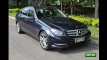 Avaliação: Mercedes C200 Avantgarde - Média e intermediária, mas Premium