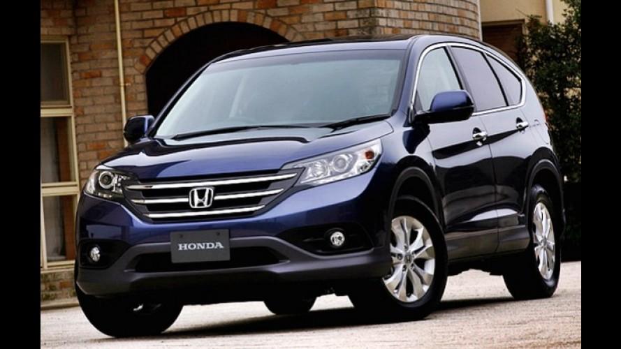 Honda CR-V é o SUV mais vendido do mundo; veja lista