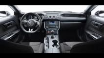 Mustang Shelby GT350 volta à cena com mais de 500 cv - galeria de fotos