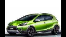 Salão de Tóquio: Toyota mostrará Prius C em versões Sport, Roadster e até aventureira