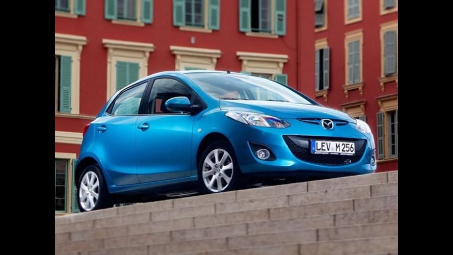 Mazda pretende fabricar carros no Brasil em 2014