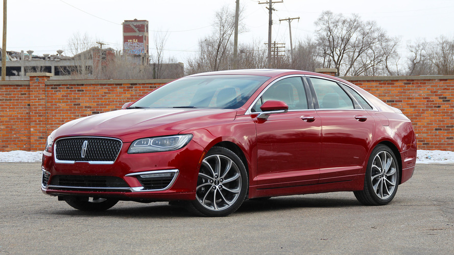Lincoln MKZ could be canceled to make room for crossovers