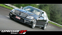 Expression Motorsport Widebody W204 C-Class