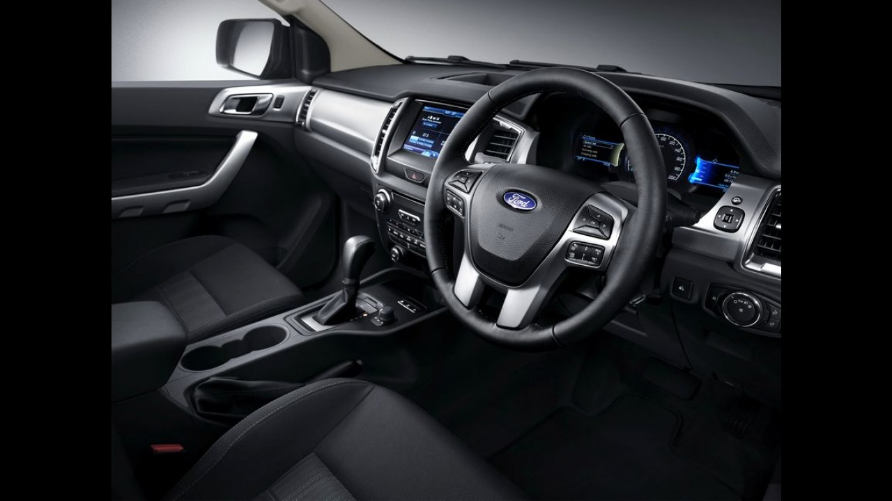 Esta é a Ford Ranger 2015 em primeiras fotos oficiais