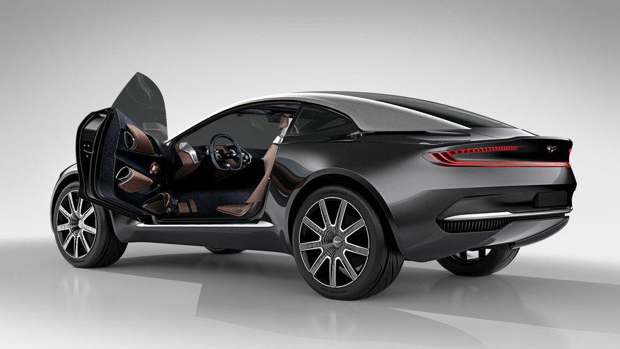 Aston Martin DBX - Plus de 600 ch pour balayer la concurrence