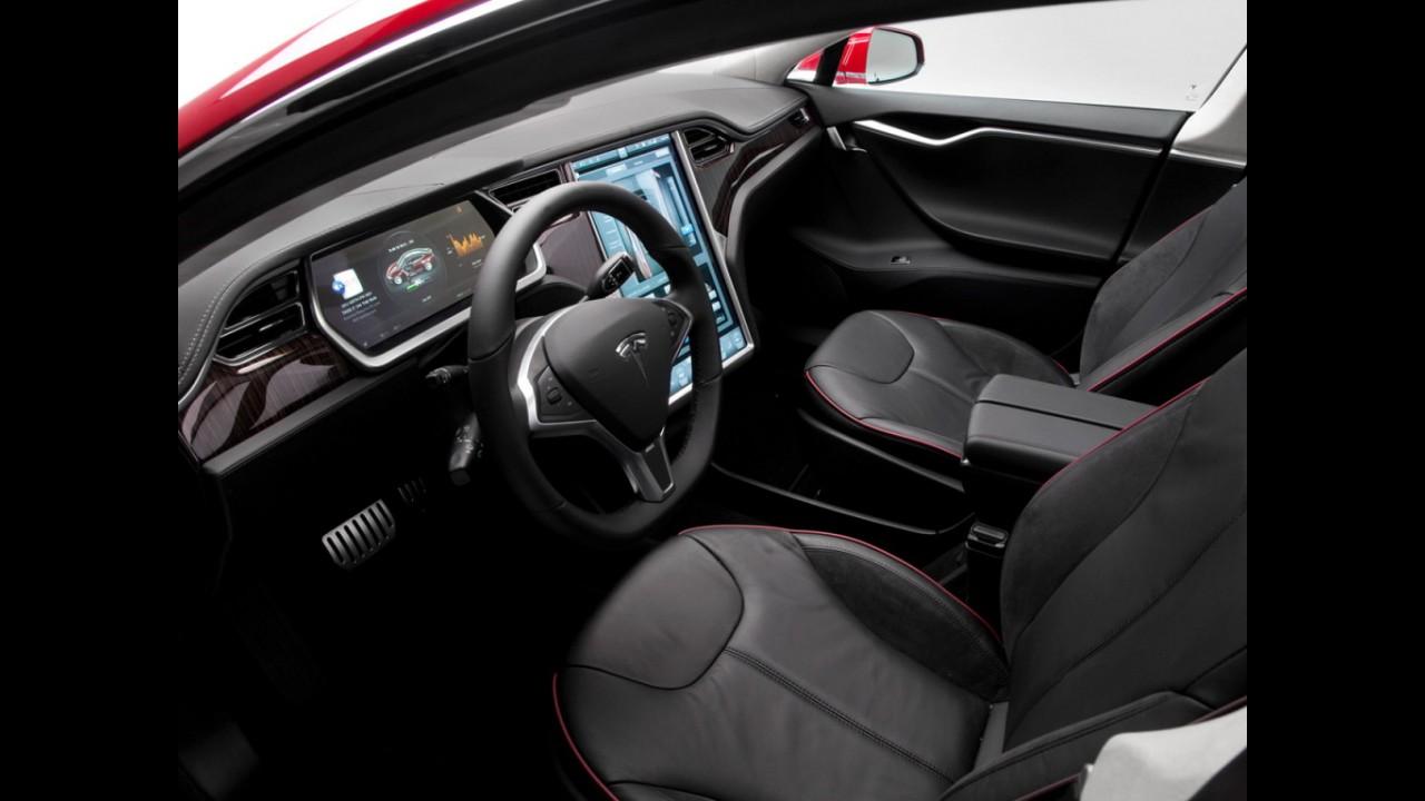 Tesla Model S tem presença confirmada no Salão do Automóvel